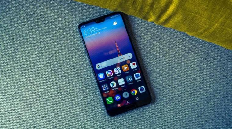 Ilyen lesz a Huawei Kirin 980-as csúcslapkája kép