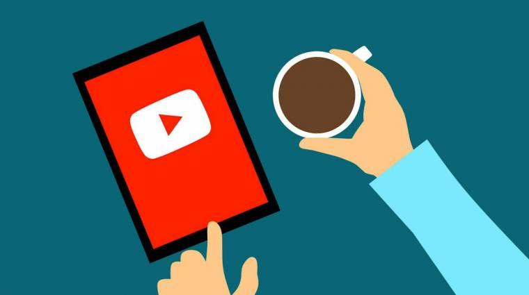 Ezért nem tudsz tekerni az androidos YouTube-ban kép
