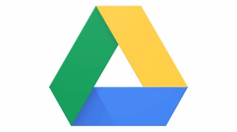 Apró, de nagyon hasznos frissítést kapott a Google Drive kép