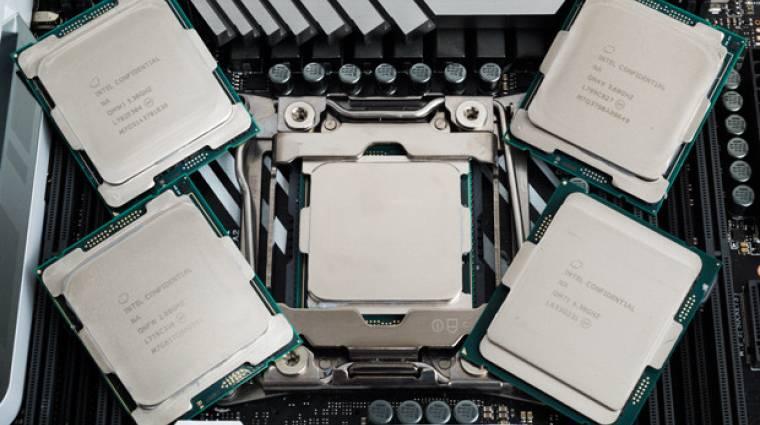 Ezek lesznek az Intel legjobb kilencedik-generációs processzorai kép