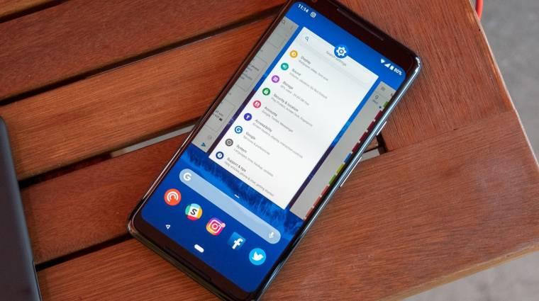 Rövidesen itt a végleges Android P kép
