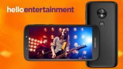 Európába jön a Moto E5 Play kép