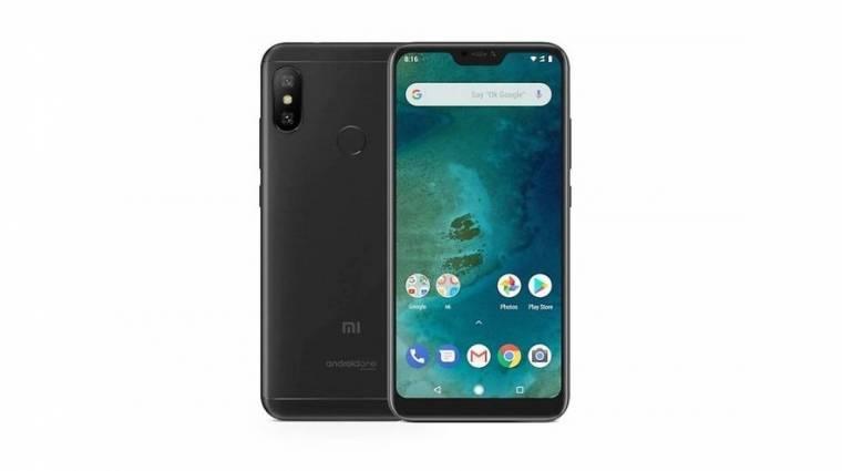 A vártnál is olcsóbb a Xiaomi Mi A2 Lite kép