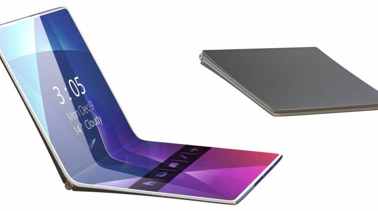 A Xiaomi és az Oppo is összehajtható mobilon dolgoznak kép