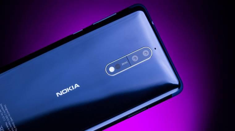 Már augusztusban Android P-re frissülhetnek egyes Nokia okostelefonok kép