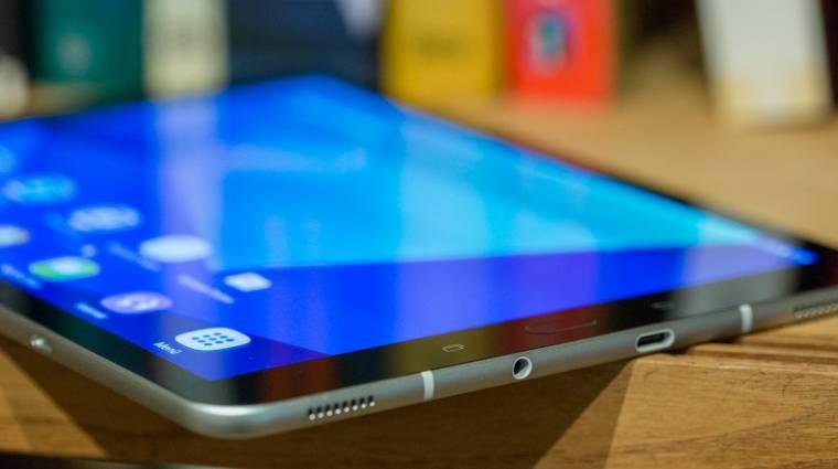 Ez lehet a Samsung Galaxy Tab S4 kép