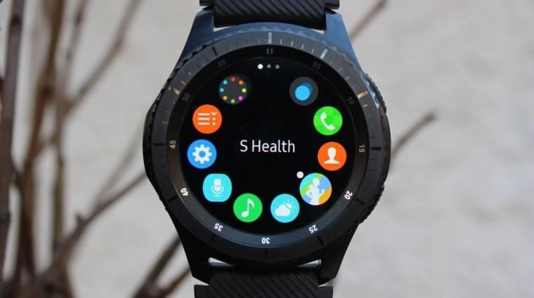 Bixby-képes lesz a Samsung Galaxy Watch kép