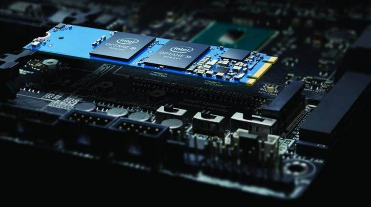 Jön a második-generációs 3D XPoint memória kép