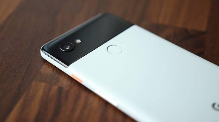 Az Android P-vel normálisan is fel lehet majd oldani a Pixel 2 XL-t kép