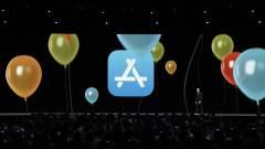 Ma 10 éves az Apple App Store kép