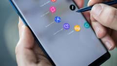 A valaha volt legnagyobb frissítést kapja a Galaxy Note 9 S Tolla kép