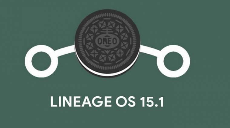 Újabb okostelefonokra tölthető az Oreo-alapú LineageOS 15.1 kép