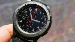 Mégis jön a Wear OS-alapú Galaxy Watch okosóra kép