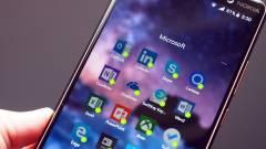 Androidos okostelefont fontolgathat a Microsoft kép