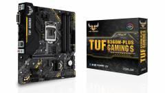 Jön az ASUS TUF B360M-Plus Gaming S alaplap kép