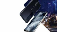A középkategóriában indul a Nokia 6.1 Plus kép