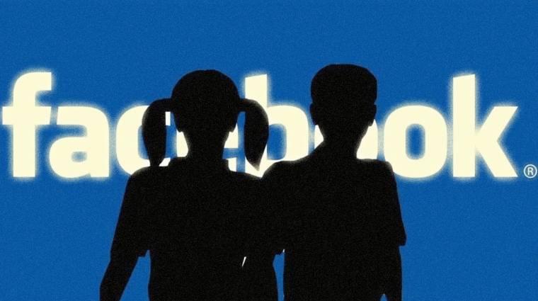 A Facebook most tényleg letiltja a 13 év alattiakat kép