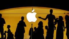 Történelmi rekord: több mint 1 billió dollárt ér az Apple kép
