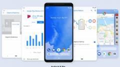 Meglepetés: megérkezett az Android 9 Pie kép