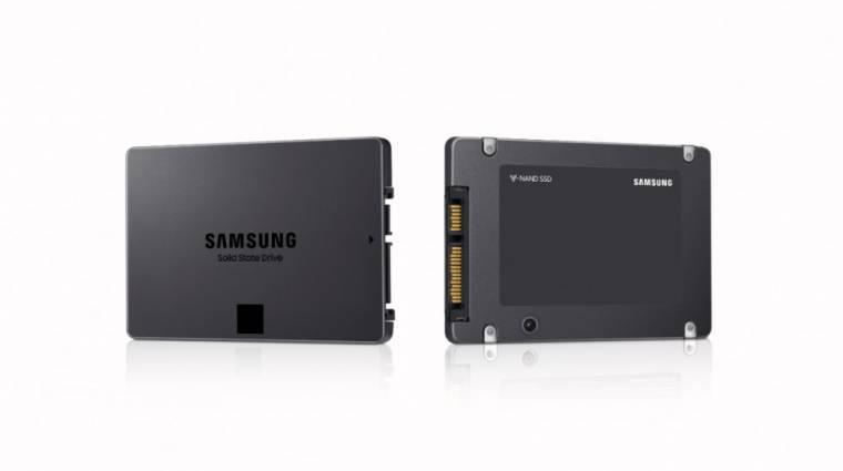 Jönnek a Samsung 4 TB-os SSD-i kép