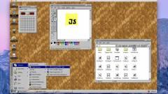 Appot csináltak a Windows 95-ből kép