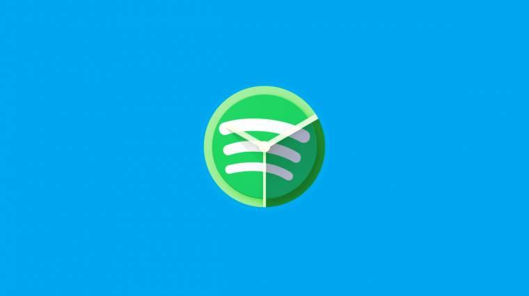 Spotify-támogatást kapott a Google Óra alkalmazása kép