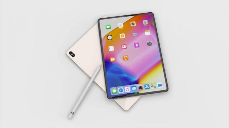 Az iOS 12 is árulkodott az új Apple iPadről kép