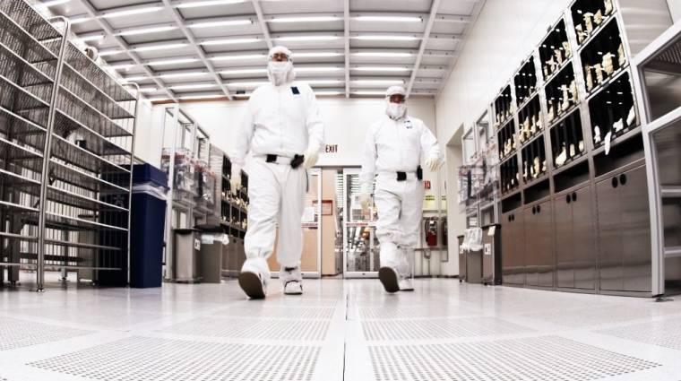 Gyár nélkül maradhat az Intel? kép