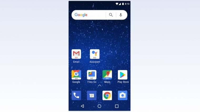 Az Android 9 Pie Go Edition segíthet az olcsó mobilokon kép