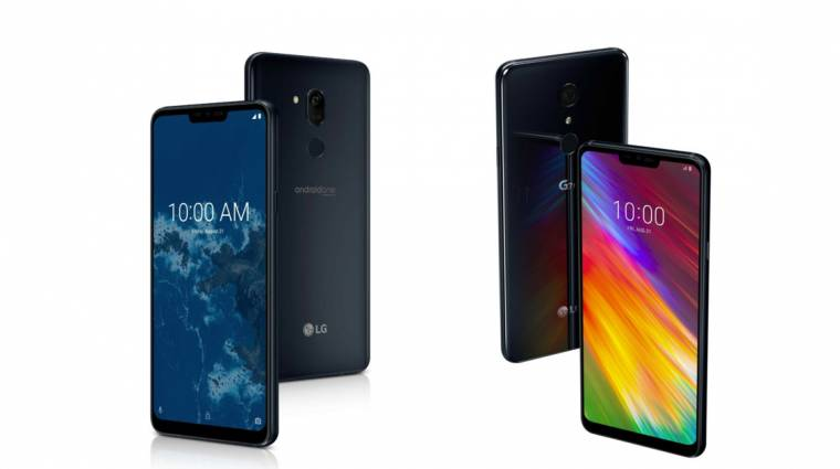 Android One: az LG is beállt a sorba, itt az olcsó G7 kép