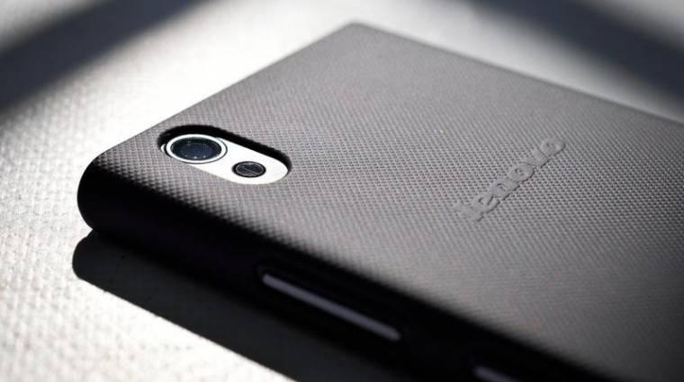 Bivalyerős, 5G-s okostelefonnal okozna meglepetést a Lenovo kép
