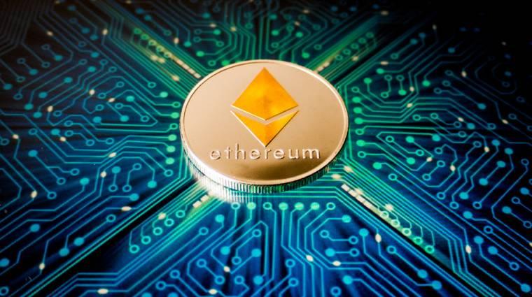 Kriptopénzes bukta: az Ethereum most már csak szobát fűteni jó kép