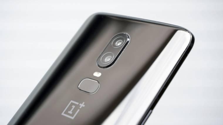Itt a bizonyíték a OnePlus 6T létezésére kép