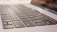 Virtuális billentyűzettel újíthatnak a jövőbeli MacBookok? kép
