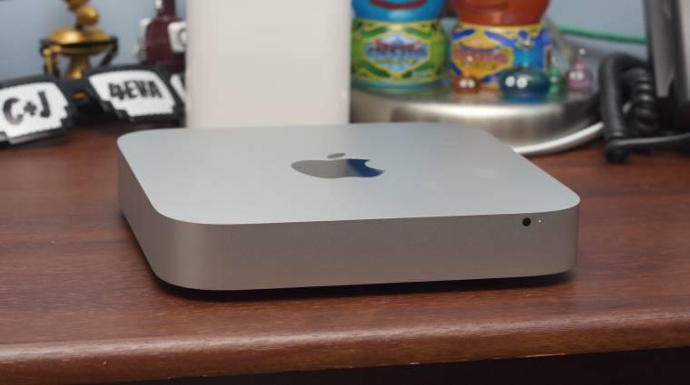 Végre frissül a Mac mini kép