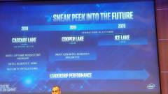 Az Intel Cooper Lake is 14 nm-en ragad kép