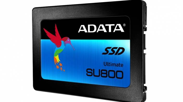 Itt az ADATA 2 TB-os SSD-je kép