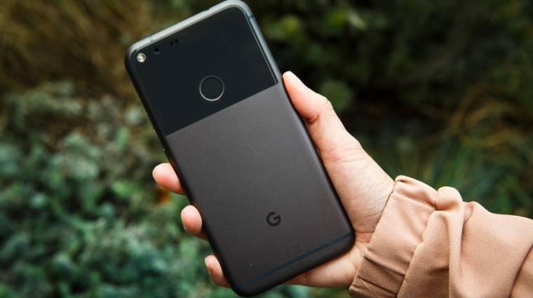 Hamarosan újra normálisan lehet tölteni a Google okostelefonját kép
