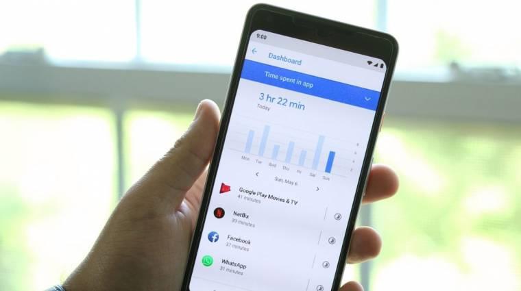 Elindult az androidos digitális jóléti program kép