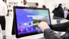 Döbbenetes méretű táblagéppel készül a Samsung kép