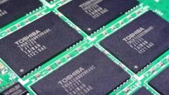 A Toshiba bemutatta az Intel Optane technológia ellenfelét kép