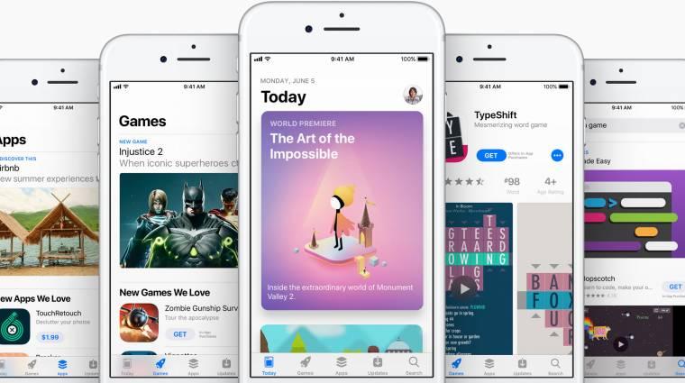 Előfizetéses appokat akar az Apple kép