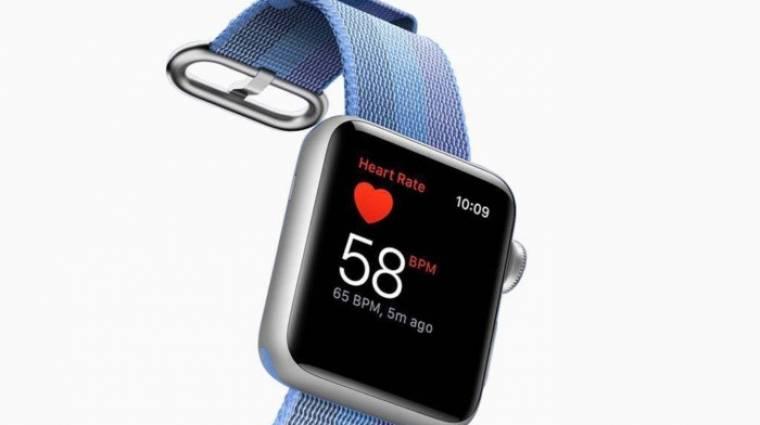 Külön chippel elemezné az egészségügyi adatokat az Apple kép