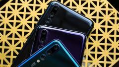 Már szeptemberben megkapja az új Androidot a Huawei P20 Pro kép