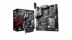 Már készül az új Intel processzorokra az MSI kép