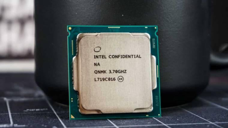 Felbukkant az Intel Core i5-9600K kép