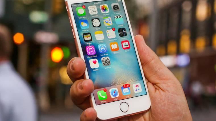 Ezek az iPhone-ok mentek tegnap este nyugdíjba kép