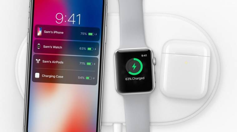 Az Apple kitörölte a történelemből az AirPowert kép