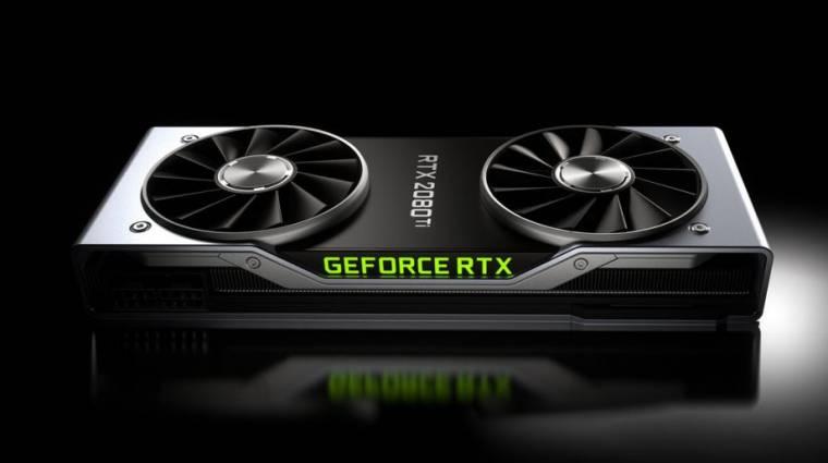 Jön, de drága lesz a GeForce RTX 2070 kép