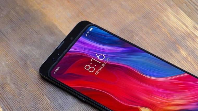 Őrült dizájnra vált a Xiaomi Mi Mix 3 kép
